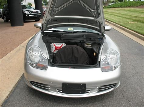 porsche trunk in front what is this in front trunk 986 forum for porsche