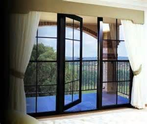 Drapery Ideas For Bay Windows De Aluminio Grandes Ventanales Vidrio Ventanas