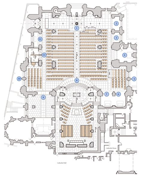 floor plan of cathedral romanesque cathedral floor plan title plan of cathedral