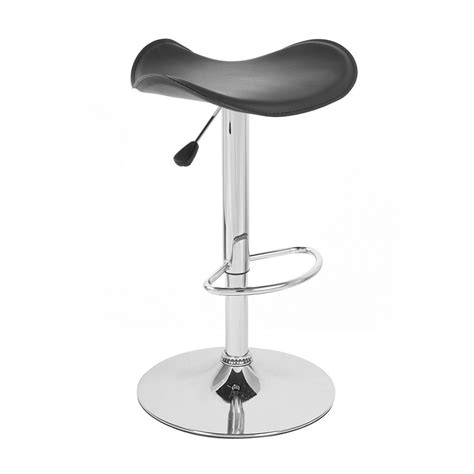 Contemporary Bar Stools Swivel by Modern Quot Leather Quot Barstool Adjustable Swivel Adjusting