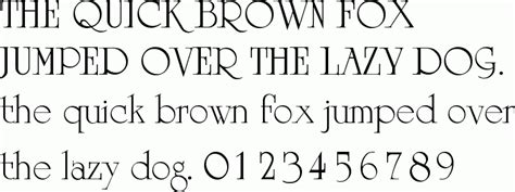 longdon decorative regular font london free font download