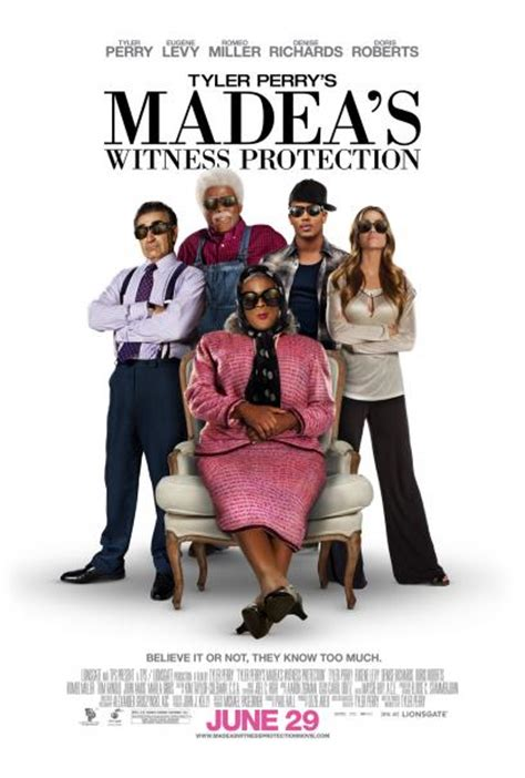 s day releases 2012 perry s madea s witness protection 2012
