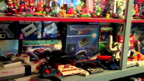 Retro Game Room - my retro game collection intro and quick tour of retro