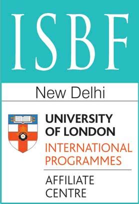 Isbf Mba Fees by Indian School Of Business Finance New Delhi Isbf Pgdm