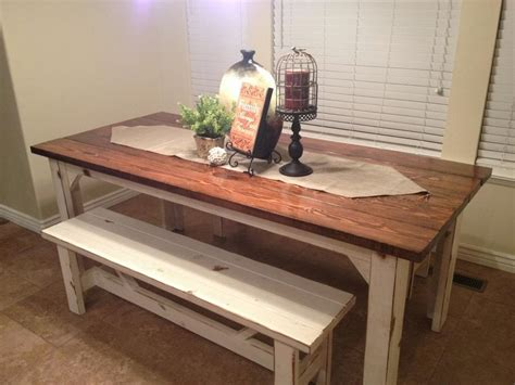 diner bench for kitchen dining room interesting dinner table with bench diy
