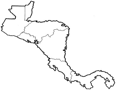 blank map of usa pdf central america geography song for map besttabletfor me