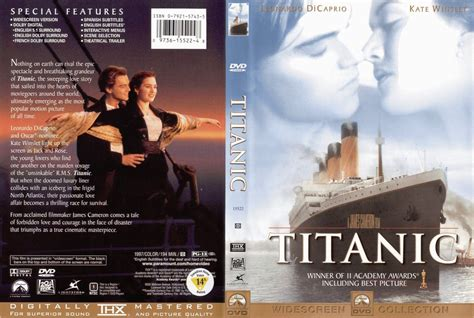 Film Titanic Dvd | titanic images titanic dvd covers hd wallpaper and