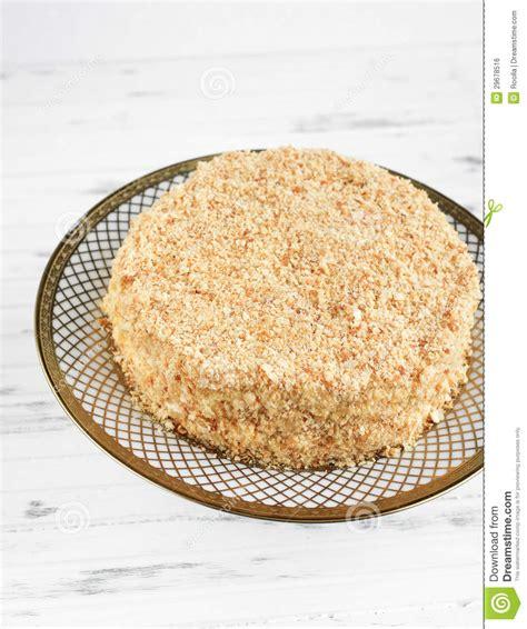 ein kuchen ein napoleon kuchen lizenzfreies stockbild bild 29678516