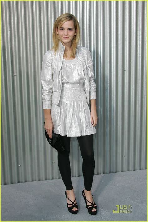 Is Watson To Be The New Of Chanel by Sized Photo Of Watson Chanel 03 Photo 1457621
