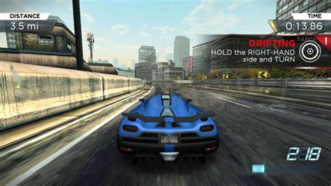 bagas31 nfs need for speed most wanted for android