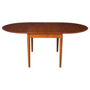 Expandable Dining Table For Sale Arne Vodder For Sibast Expandable Dining Or Table