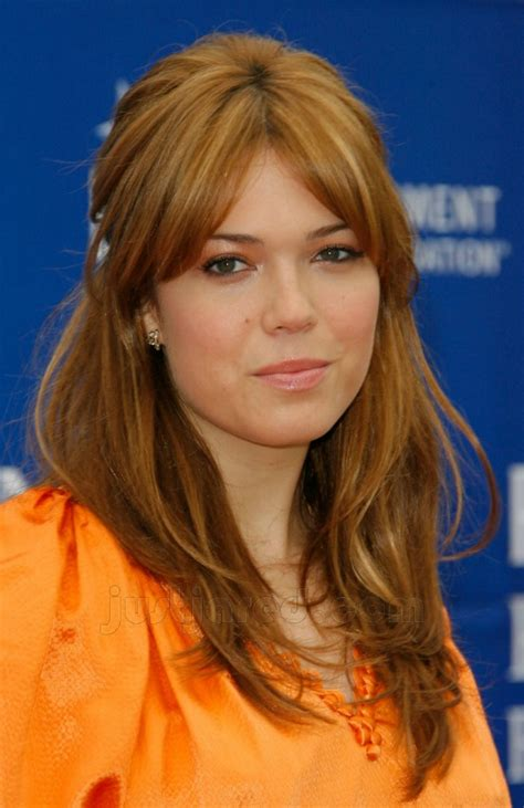 hairstyles with front bangs top 29 mandy s hairstyles haircuts ideas to