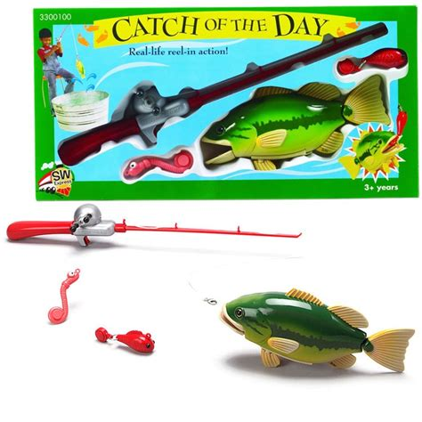 catch of the day fishing for deals catch of the day toy fishing rod educational toys planet