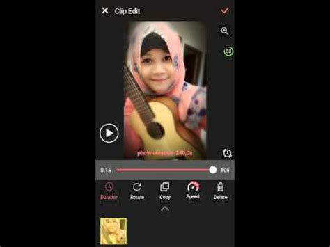 Tutorial Picsart Terkeren | tutorial cara mengedit video pakai aplikasi video show