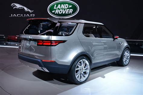 lr4 land rover 2017 2017 land rover lr4 review changes release date price