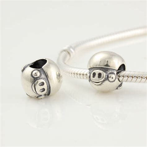 Pandora Refined Angry Charms 925 Sterling Silver P 767 clfj289 925 sterling silver angry birds pandora charms jewelry 28 00 cheap pandora