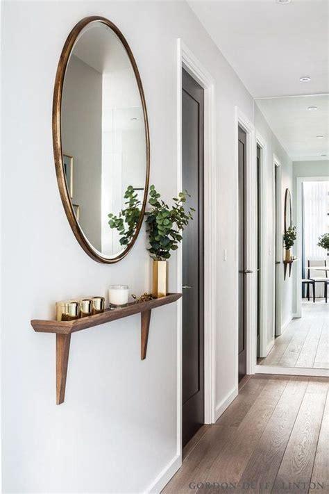 decor ideas   narrow hallways  bigger