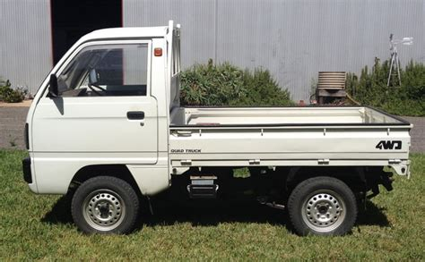 Suzuki Carry For Sale 1988 Suzuki Carry 4x4 In Coleambally Nsw For Sale