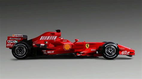 formula 1 car price unveils 2008 formula 1 car