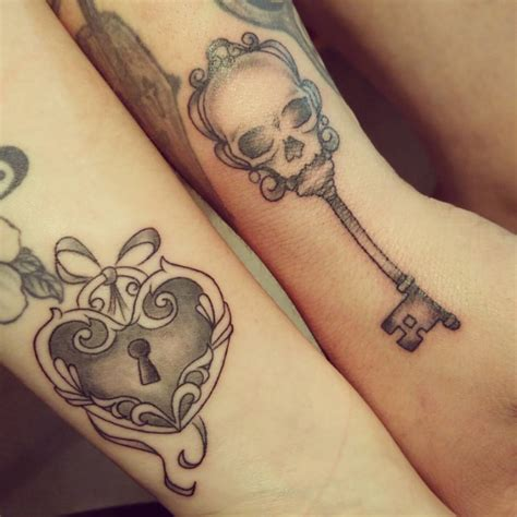 key and lock tattoos 85 best lock and key tattoos designs meanings 2018