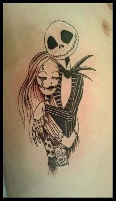 jack and sally tattoos the world s catalog of ideas