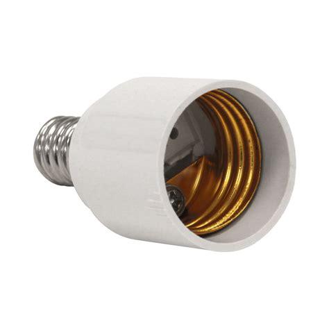 sockel e14 leuchtmitteladapter e27 e14 e40 gu10 lensockel adapter
