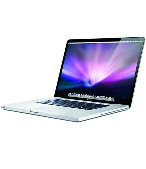 Macbook 2 Duo apple macbook pro 13 quot 2 duo 2 4ghz 4gb 250gb os 10