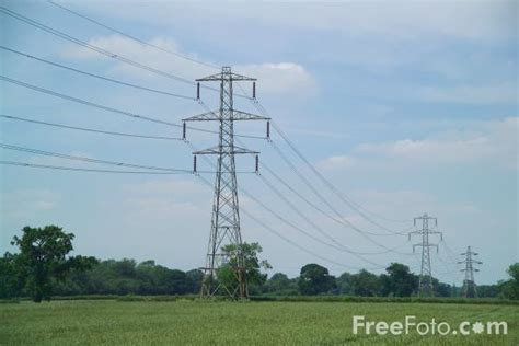 High tension power lines pictures, free use image, 13 71 1