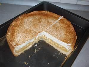apfel schmand kuchen thermomix variation apfelkuchen mit schmand sahne und zi