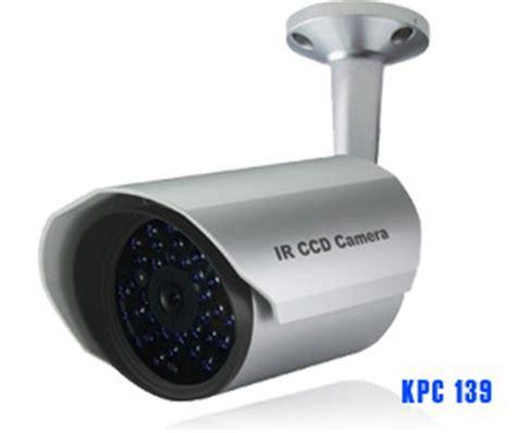 Cctv Avtech Surabaya spesifikasi kpc 139 outdoor cctv avtech surabaya