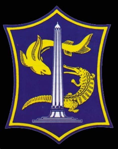 surabaya lambang kota surabaya