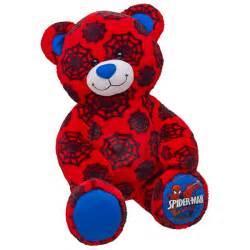 16 in spider man bear build a bear