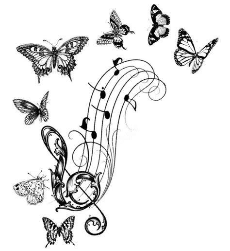 imagenes en blanco y negro de notas musicales las 25 mejores ideas sobre tatuaje de cello en pinterest