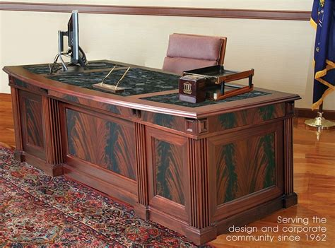 executive office furniture traditional desk handmade