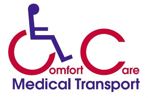 comfort care transportation logo from comfort care medical transport in merced ca 95341