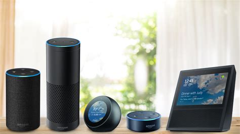amazons echo lineup whats  difference pcmagcom