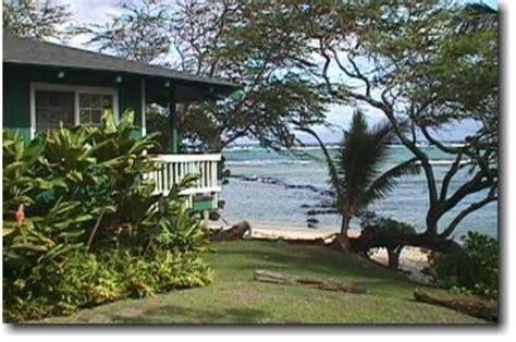 Molokai Cottages by Dunbar Beachfront Cottages Pauwalu Homeaway Kaunakakai