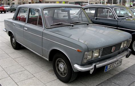 lada anni 50 spotted on a car