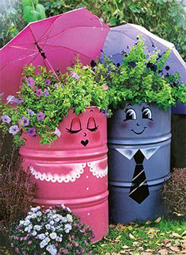 garden decorations recycling ideas backyard decorating