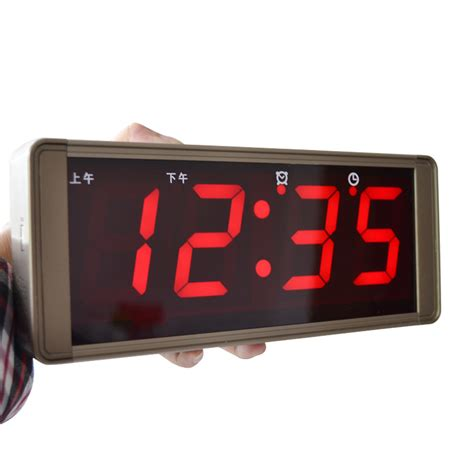 Led Digital Clock the gallery for gt led digital wall clock
