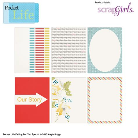 Free Digital Scrapbooking Card Templates by A Freebie From Scrap Digital Scrapbooking