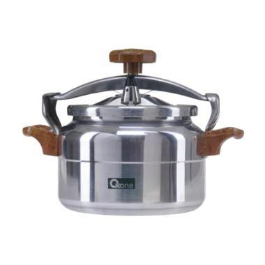 Oxone Pressure Cooker Presto Ox 4ltr jual oxone ox 2004 aluminium pressure cooker presto 4 liter harga kualitas terjamin