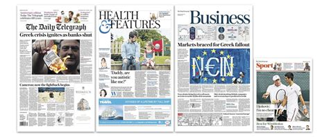 sunday telegraph business section the daily telegraph celebrates 160 years