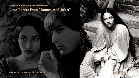 love theme from romeo and juliet karaoke love theme from quot romeo and juliet quot 1968 quot a time for us