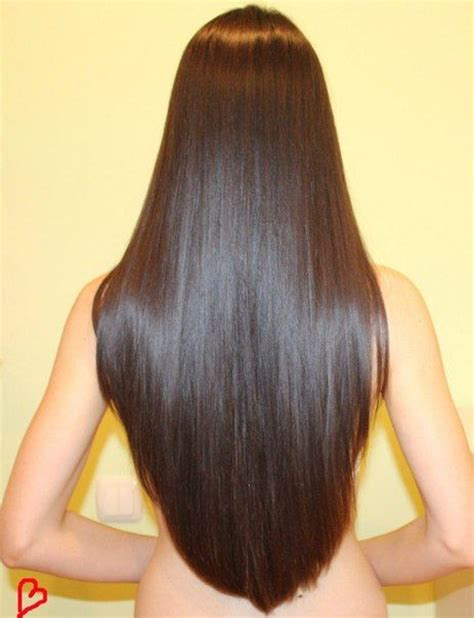 Beautiful Long & Shiny Hair     GlavPortal