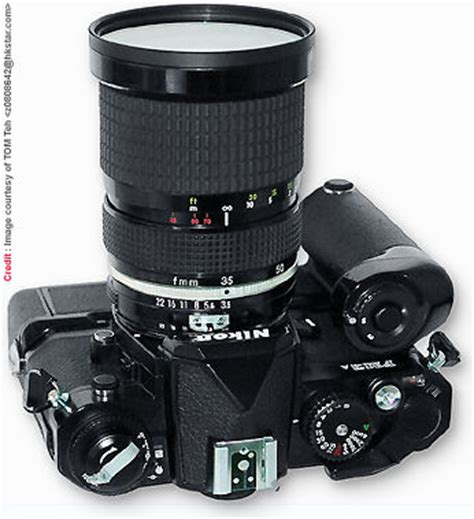 mf zoom nikkor 35 70mm lenses part i with link to