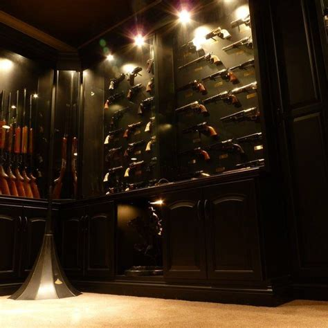 built in gun cabinet 11 best built in gun cabinet for basement reno images on