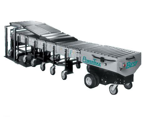 best flex best conveyors best flex powertrax powered tractor drive
