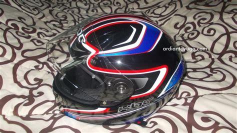 Helm Kbc Review Pemakaian Helm Kbc V Dalam Kondisi Panas