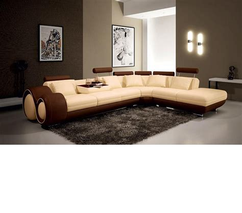 modern leather sectional sofa with recliners dreamfurniture com 4086 modern bonded leather sectional